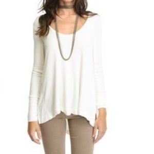 Free People We The Free Thermal Swing Top  XS